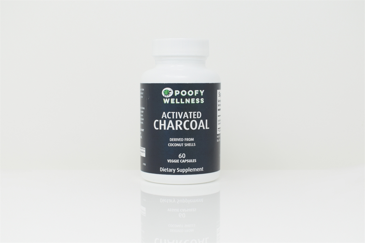 Picture of Activated Charcoal Capsules