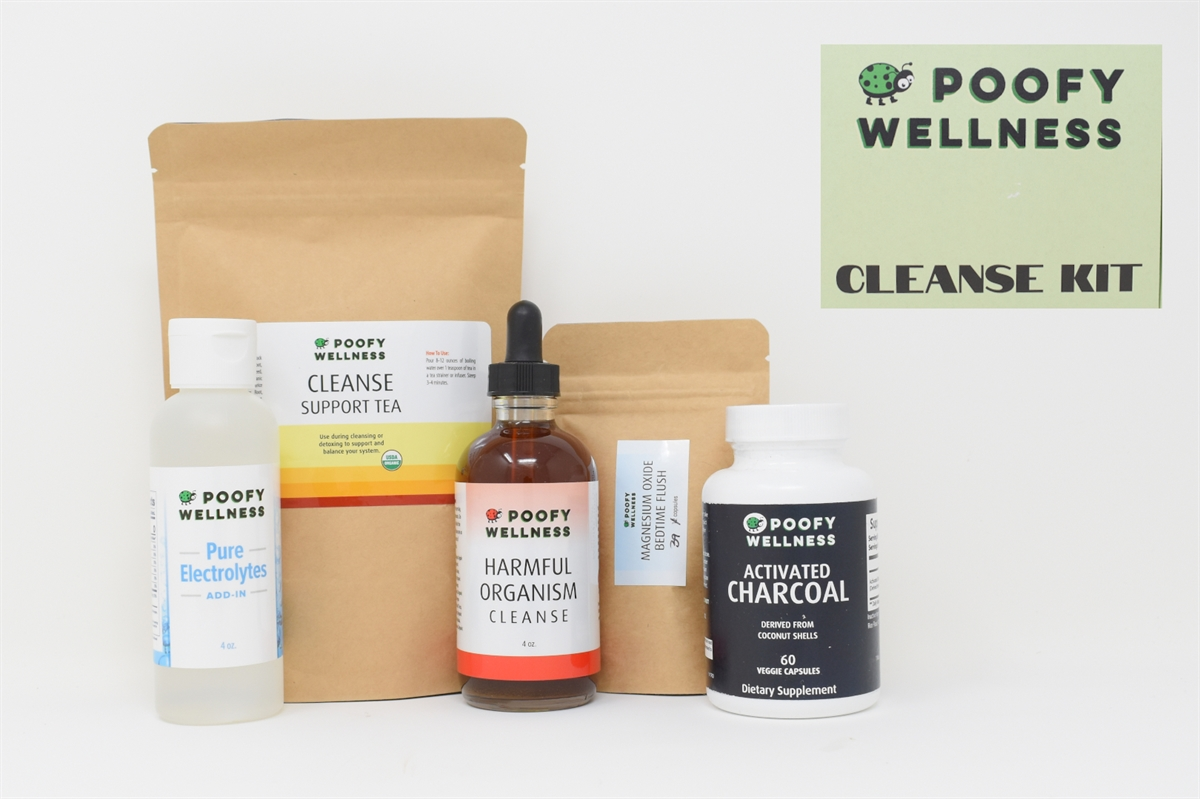 Picture of Harmful Organism Cleanse Kit